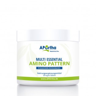 APOrtha Multi essential Amino Pattern - 300 vegane Tabletten