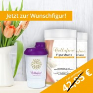Cellufine® Figurshake-Spar-Paket Angebot